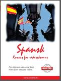 Cover for Spansk kursus for viderekomne