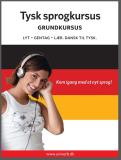 Cover for Tysk sprogkursus Grundkursus