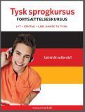 Omslagsbild för Tysk sprogkursus Fortsættelseskursus