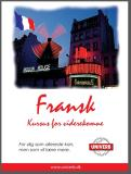 Cover for Fransk kursus for viderekomne