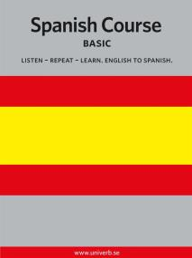 Cover for Spanish Course