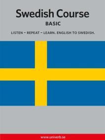 Omslagsbild för Swedish course