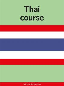 Cover for Thai Course