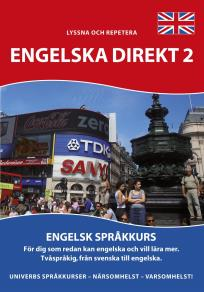 Cover for Engelska Direkt 2