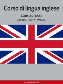 Cover for Corso di lingua inglese