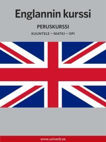 Cover for Englannin kielikurssi