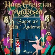 Cover for Sagor av HC Andersen