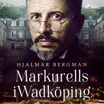 Omslagsbild för Markurells i Wadköping