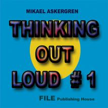 Cover for THINKING OUT LOUD #1 (English)