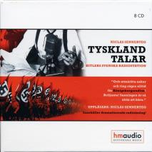 Cover for Tyskland talar