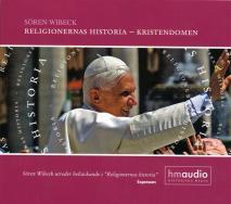 Cover for Religionernas historia - kristendomen