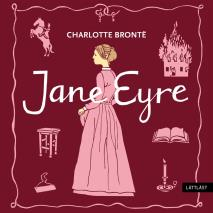 Cover for Jane Eyre / Lättläst