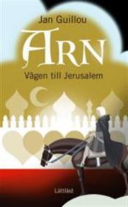 Cover for Arn - Vägen till Jerusalem / Lättläst