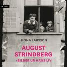 Cover for August Strindberg - Bilder ur hans liv