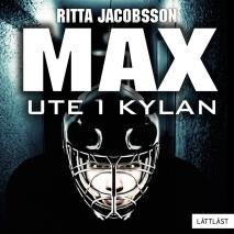 Cover for Max - Ute i kylan