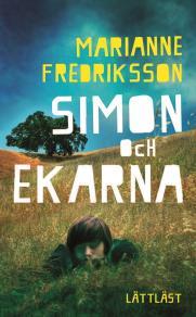 Omslagsbild för Simon och ekarna / Lättläst