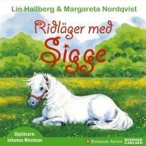 Cover for Ridläger med Sigge