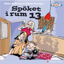 Cover for Spöket i rum 13
