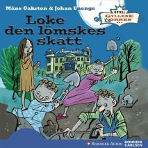 Cover for Loke den lömskes skatt