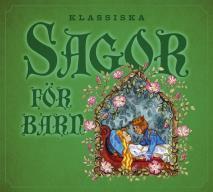 Cover for Klassiska sagor för barn 1
