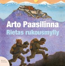 Cover for Rietas rukousmylly