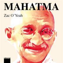 Cover for Mahatma!: Eller konsten att vända världen upp och ner