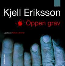 Cover for Öppen grav