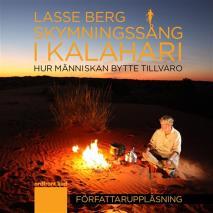 Cover for Skymningssång i Kalahari