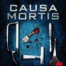 Bokomslag för Causa mortis