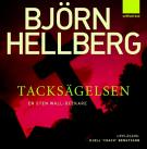 Cover for Tacksägelsen