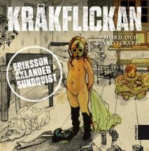 Cover for Kråkflickan