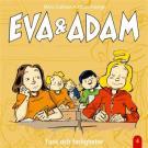 Omslagsbild för Eva & Adam : Fusk och farligheter - Vol. 4