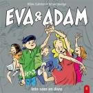 Cover for Eva & Adam : Inte som en dans - Vol. 8