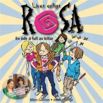 Omslagsbild för Livet enligt Rosa : En öde ö full av killar
