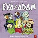 Cover for Eva & Adam : Prins eller vanlig groda - Vol. 9