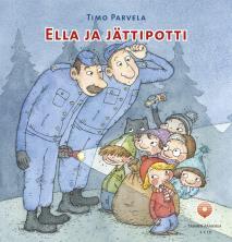 Cover for Ella ja jättipotti