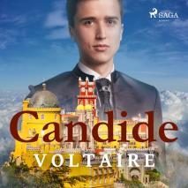 Cover for Candide