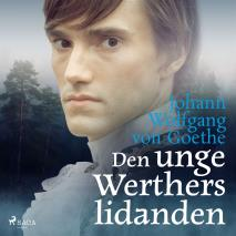 Cover for Den unge Werthers lidanden