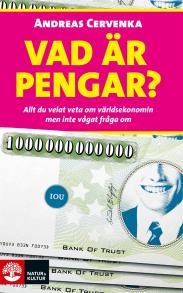 Cover for Vad är pengar?