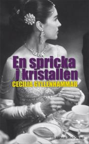 Cover for En spricka i kristallen