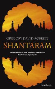 Omslagsbild för Shantaram