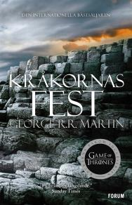 Cover for Kråkornas fest