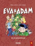 Omslagsbild för Eva & Adam - Jul jul pinsamma jul