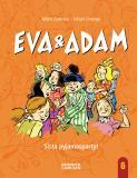 Cover for Eva & Adam. Sista pyjamaspartyt