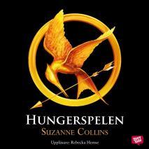 Omslagsbild för Hungerspelen