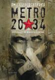 Cover for Metro 2034
