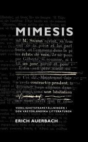 Cover for Mimesis : Verklighetsframställningen i den västerländska litteraturen