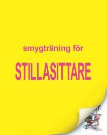 Cover for Smygträning för stillasittare
