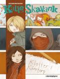Omslagsbild för Klotter i Kärrtorp