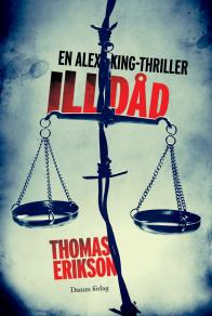 Cover for Illdåd